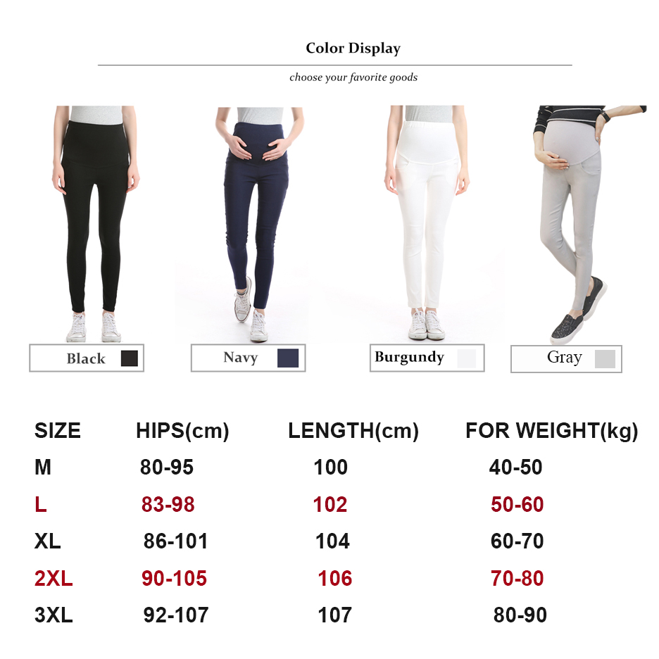 dfccd588f0dcf Maternity Pencil Pants for pregnant Skinny leg pregnancy clothes maternity  clothes clothing leggings for pregnant winter wear   The Brand Shop