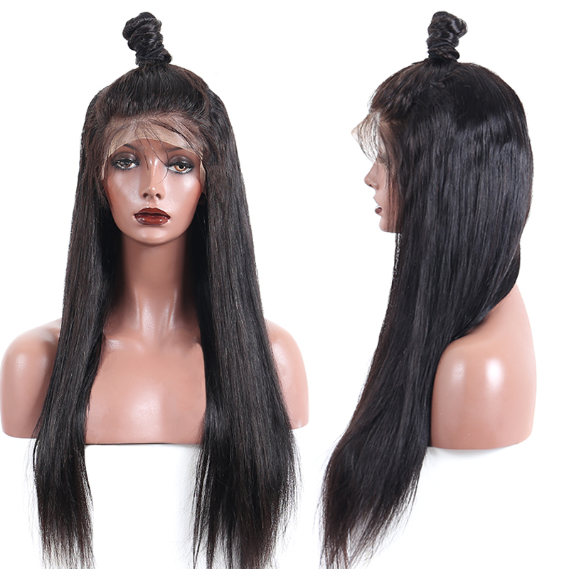 Lace-Front-Human-Hair-Wigs-With-Baby-Hair-For-Black-1Women-250-Density-Straight-Wig-Brazilian