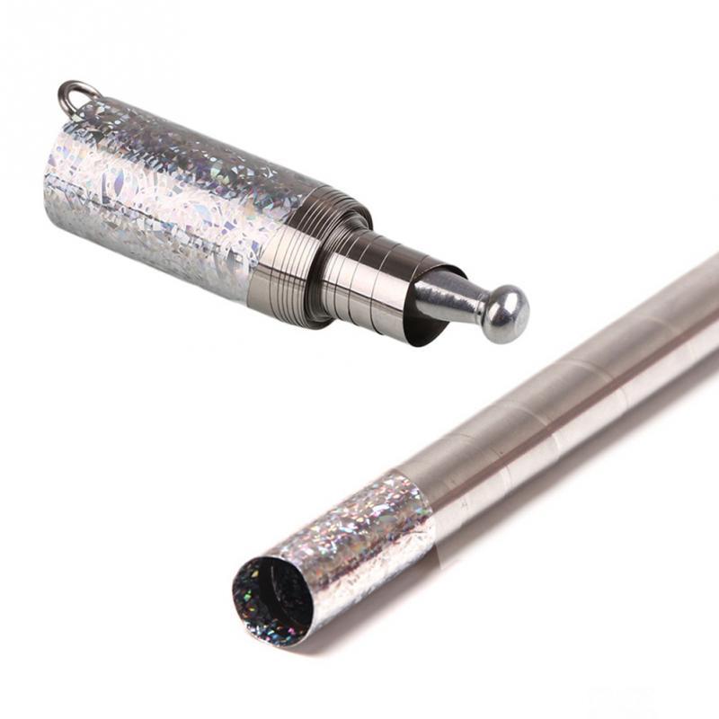 Telescopic Steel Stick Portable Emergency Survival Escape Rod Tool Accessories