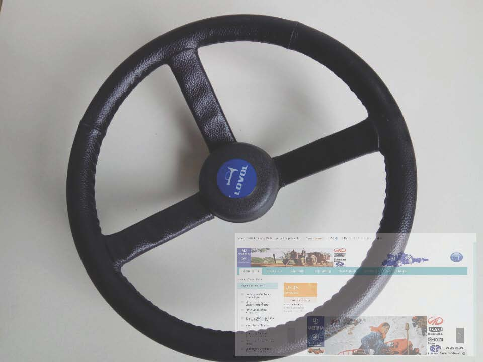 FT800A.40L.050, the steering wheel for Foton Lovol FT 80 hp series tractor<br>