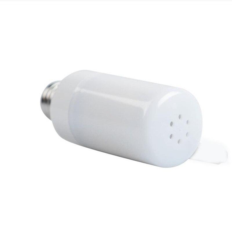 New light led bulb E27 E14 SMD2835 AC110V-220V LED flame lamp Flame Light Effect Fire Corn BulbFlickering Emulation Night Light 14