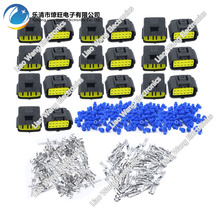 10 Sets 12 Pin denso DJ71216Y-1.8-11/21 Waterproof Electrical Wire Connector oxygen sensor connector plug Automobile Connector(China)