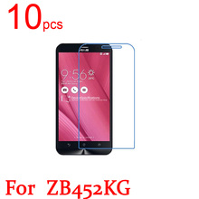 10pcs Ultra Clear LCD Screen Protector Film Cover For AUSU ZenFone Go ZC500TG ZC451TG ZB551KL ZB452KG ZB450KL ZB500KG Live TV