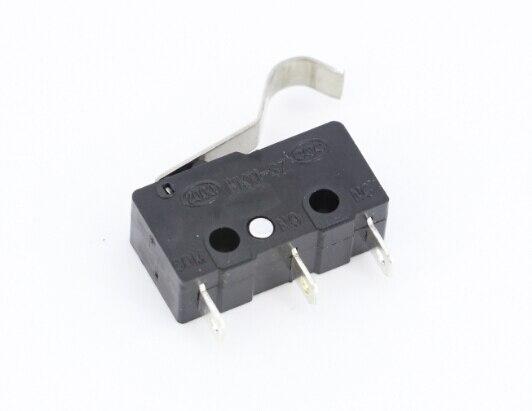 10PCS/lot 3pin  All New Limit Switch N/O N/C 5A250VAC KW11-3Z  Mini Micro Switch Original sales<br><br>Aliexpress