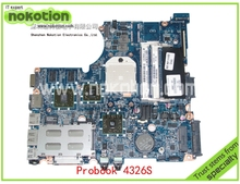 brand name 628489-001 for HP 4326S laptop motherboard ATI Mobility Radeon HD 5430 DDR3  100% tested