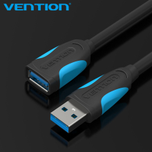 Vention USB 3.0 Extension Cable High Speed Data Transfer USB 3.0 Male To USB Female Extension Data Sync Cord Cable USB Extender(China)