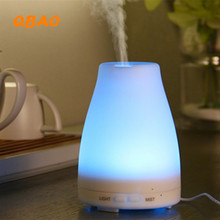 Ultrasonic humidifier Air Diffuse Electric 24V Aromatherapy Diffuser Essential Oil Perfumes Mist Fog Oil Diffuse For Home Office(China)