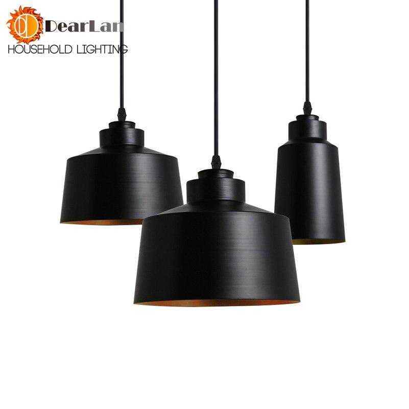 Modern Brief Pendant Light North European Water-drop Aluminum Lamp Bedroom Lamp Bar Lighting Black White Pendant Light For House<br>