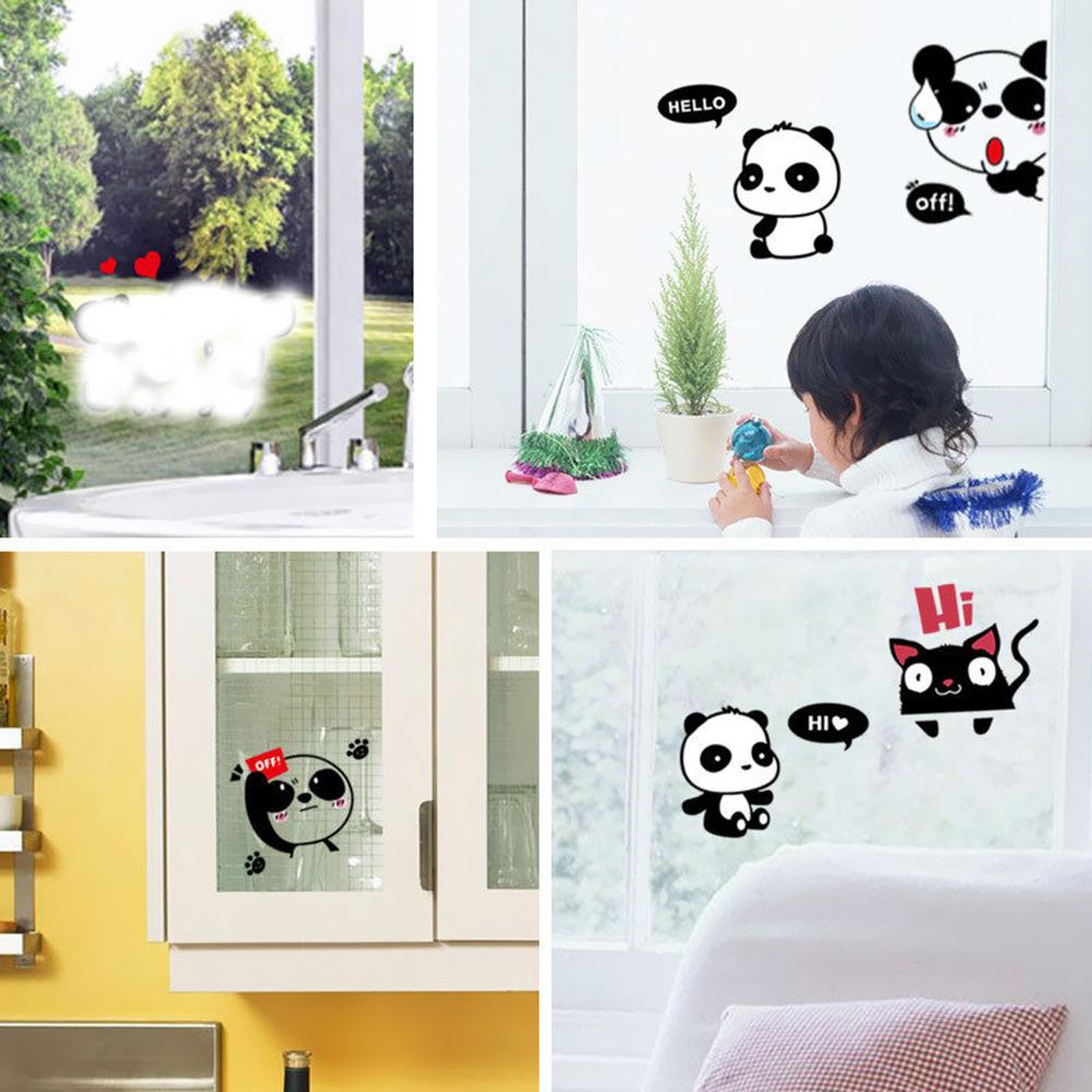 HTB1l08JeQfb uJjSsD4q6yqiFXaK - DIY Cute Cat Panda Switch Sticker