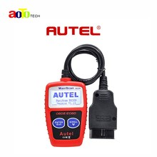 Professional Autel MaxiScan ms309 OBD2 OBD II Scanner CAN BUS Code Reader Car Diagnostic Tool MS309 autel ms309(China)