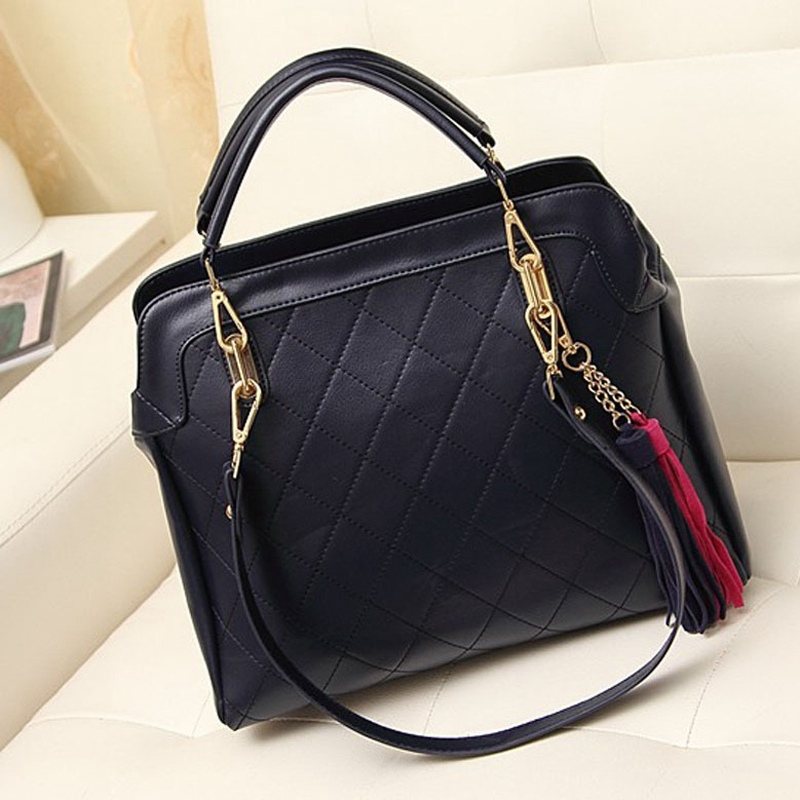 Real genuine leather bags women handbag fashion patchwork designer brand high quality ladies office messenger shoulder bags 2015<br><br>Aliexpress