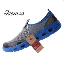 Men Shoes 2017 Fashion Brand  Mesh Shoes High Quality Breathable Slip on Summer Casual Shoes