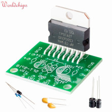 Free Shipping TDA7297 Amplifier Board Module 12V DC Excellent Grade 2.0 Dual Audio Encoding Electronic Diy Kit Output 10-30W