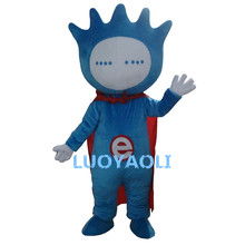 2015 Cartoon Character Adult Cellular Tmobile Mascot Costume