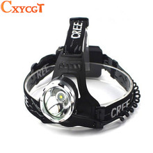 1000 LM Waterproof Focusing LED Rechargeable Headlamp Mining lamp Flashlight TorchLight Bike Riding Lamp  Camping Hunting Lamp