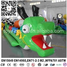 New Design Dragon Inflatable Game Boat/High Quality Most Popular Adults Toy Inflatable Dragon Boat