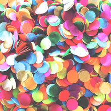 50g TISSUE PAPER CONFETTI Table Decoration Wedding Decorations Balloon Confetti Confetti Toss Round Confetti Table Decoration