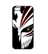 Customized Manga Bleach Mask Cover Case for iPhone 4 4S 5 5S 5C 6 6S Plus Samsung Galaxy S3 S4 S5 Mini S6 S7 Edge Plus A3 A5 A7