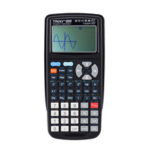 TG204 Scientific Graphing Calculator Color SAT Exam Computer Graphics Programming Genuine Informatica Calculadora Cientifica(China)