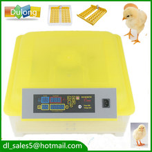 EU fast ship ! 48 mini egg incubator automatic cheap incubators for hatching eggs(China)