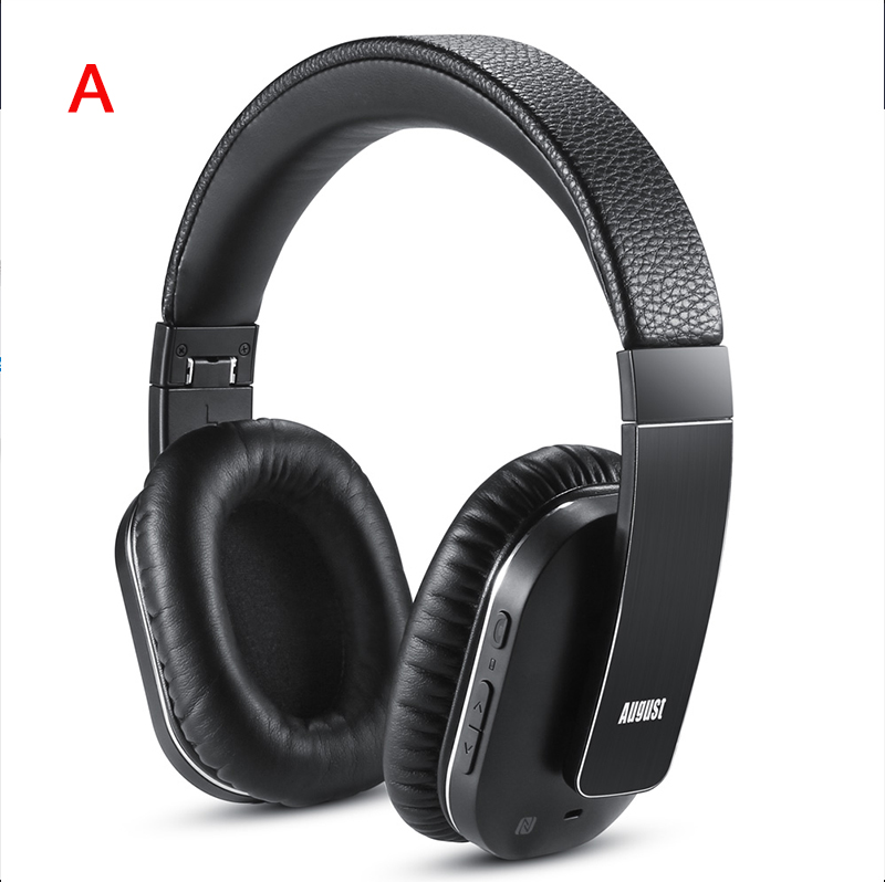 August EP750 Active Noise Cancelling Bluetotoh Headphones A