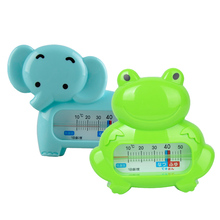 Brand kids newborn baby bath toys accessories water thermometer water temperature care shower products for children float(China)