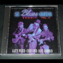 DY-01 new CD seal: S.F. Blues Guitar Summit, Vol. 2 US version CD light disk [free shipping]
