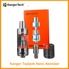 Clearence Products Original Kanger Toptank Nano Atomizer With SSOCC Coils 3.2ml Capacity Vapor Electronic Cigarette