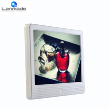 10 inch hot media panel shopping player digital mp3 player driver advertising equipment(China)