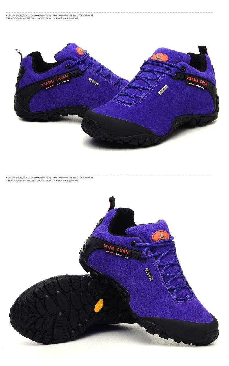 XIANG GUAN Winter Shoe Mens Sport Running Shoes Warm Outdoor Women Sneakers High Quality Zapatillas Waterproof Shoe81285 51