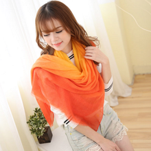 1Pc 2017 New Fashion Women Girl Spring Summer Scarves Bandana Female Designer Cotton Linen Shawls Scarf Wraps Appare Accessories