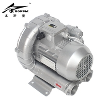370 Watt single-phase vortex pump vacuum pump small high-pressure industrial Side Channel Ring Blower(China)