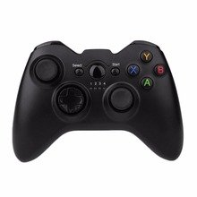 HOT Gamepad HD-052 Wireless Game Gaming Gamepad Controller For Android TV PC For PS3 XINPUT 360 Gifts(China)
