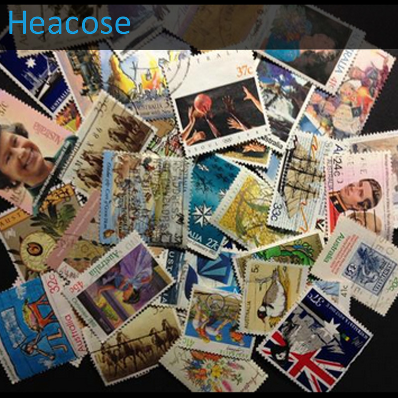 100PCS/LOT, Australia Postage Stamps With Postmark No repeat In Good Condition For Collecting ,All Different timbres stamps<br><br>Aliexpress