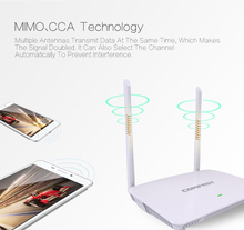 COMFAST 300Mbps wi-fi router 2.4GHz  Wireless Router for home 802.11b/g/n  with 4 LAN RJ45 port  3 wifi antenna CF-WR625N-V2.0