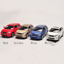 1/32 Lexus RX450h Car Models With Sound Light Pull Back Kids Toys For Boys brinquedos Gifts