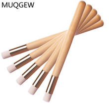 MUQGEW Portable Flat Nose Brush Blackhead Remover Pore Deep Cleaning Brush Skin Spa Face Cleaning Brush High Quality 2017(China)