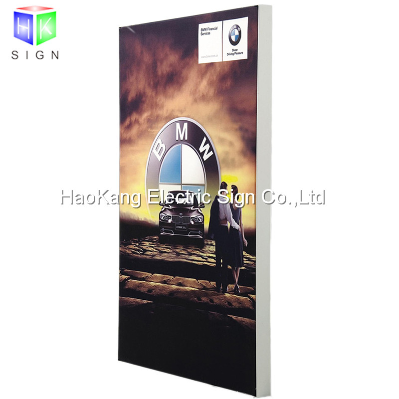 Led backlit movie poster frame 27 x 40