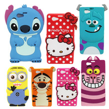 Buy Sony Xperia Z1 Compact Covers 3D Cute Cartoon Stitch Hello Kitty Minions Sulley Soft Silicone Rubber Back Cover Phone Cases for $2.63 in AliExpress store