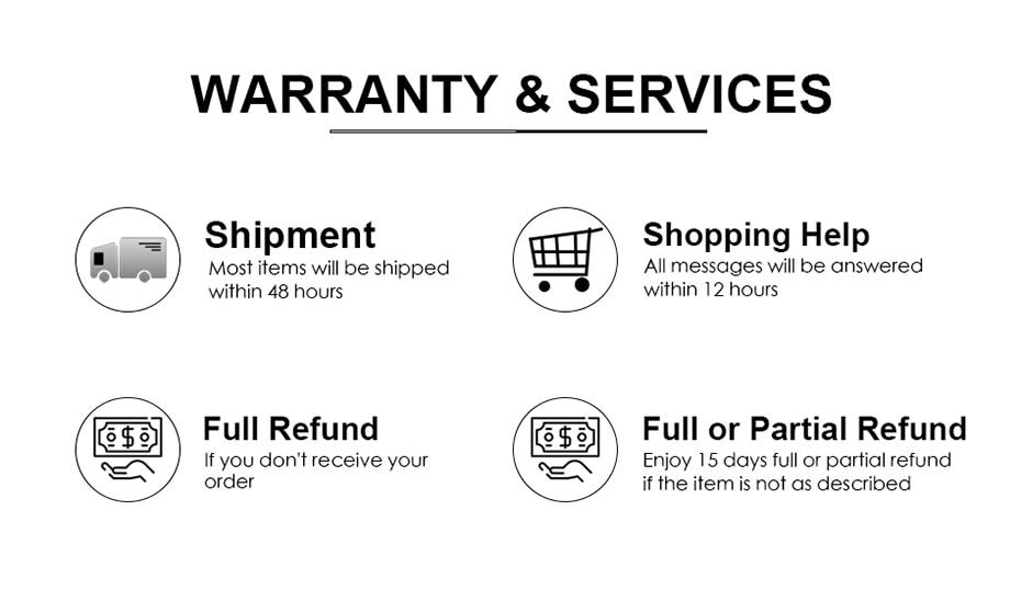 Warranty & Services
