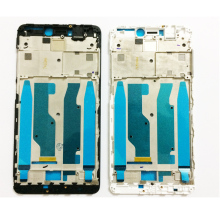 Black/White For Xiaomi Redmi Note 4X Front Housing Middle Frame Bezel Plate LCD Case Repair Parts