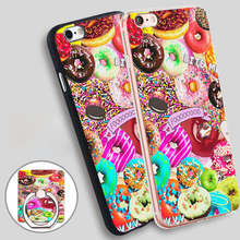 Women Emoji Tank Top Vest Blouse Phone Ring Holder Soft TPU Silicone Case Cover for iPhone 4 4S 5C 5 SE 5S 6 6S 7 Plus