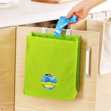 1pc Kitchen Storage Bag Organizer For The Sundries Disposable Bag Kitchen Accessories/Durable & Hangable ZQ896221