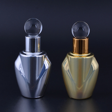 MUB - Unique Design 11ml Perfume Glass Bottle And Packaging Box,UV Glass Dropping Refillable Bottles
