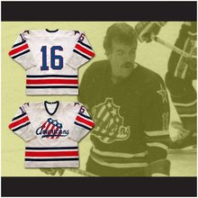 Custom XS-5XL Yvon Lambert Rochester Americans Hockey Jersey Stitch Sewn Any Player or Number Free Shipping(China)