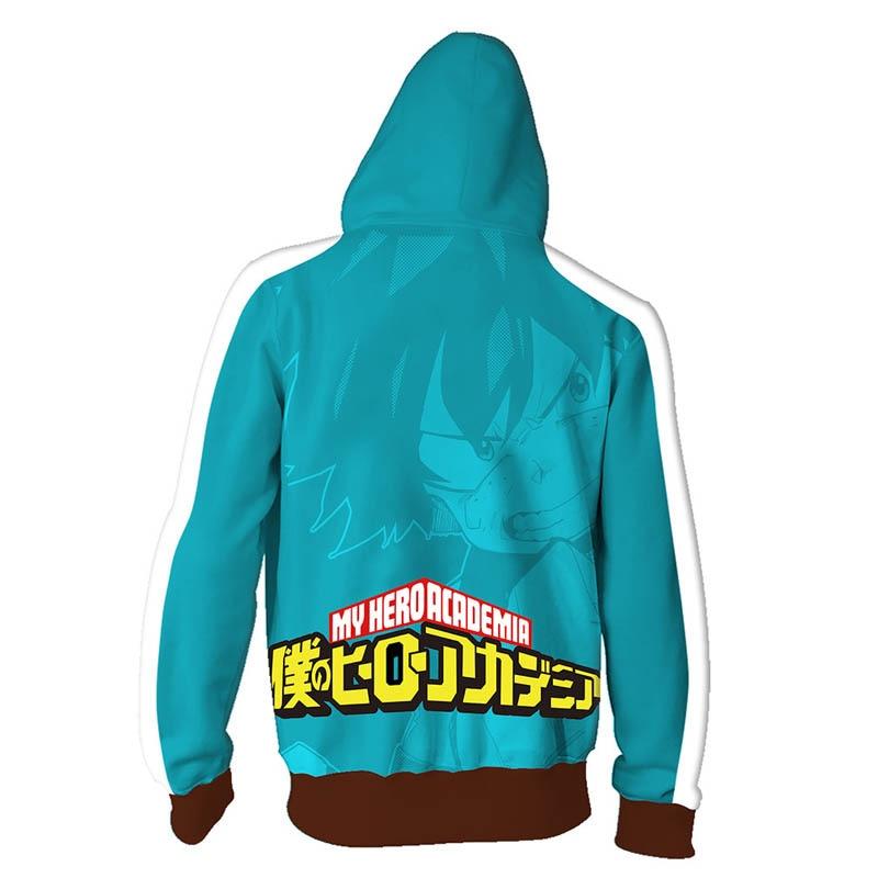Anime Boku No My Hero Academia Cosplay Hoodies Costumes Bakugou Katsuki Todoroki Shouto Izuku Midoriya Men Spring Jacket Coat (10)