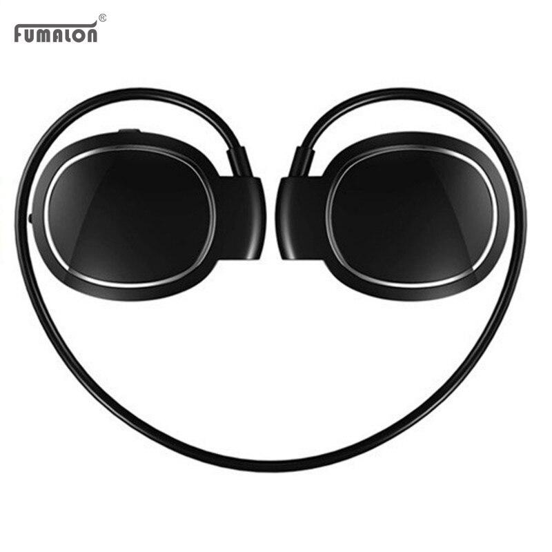 Fumalon CSR 8635 Touch Control Bluetooth 4.1 Sports Wireless Stereo Earphones Deep Bass Waterproof HD Hands Free Earbuds With Mi<br><br>Aliexpress