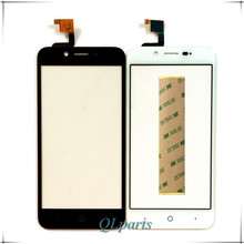 5.0 inch Touch Screen Digitizer For ZTE Blade L4 Touch Panel Glass For ZTE Blade L4 A460 L4 Pro Touchscreen Sensor With Tape