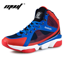 Brand men basketball shoes breathable men sneakers spring autumn men boots outdoor sport shoes