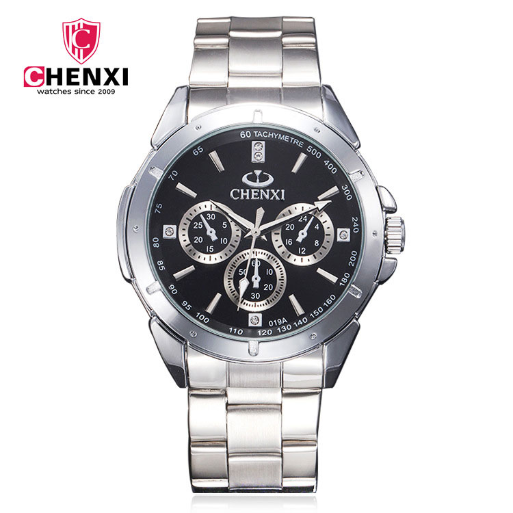 New Stainless Steel Wristwatch Quartz Watch Men Top Brand Luxury Famous Wrist Watch Male Clock For Men Hodinky Relogio Masculino 7  New Stainless Steel Wristwatch Quartz Watch Men Top Brand Luxury Famous Wrist Watch Male Clock For Men Hodinky Relogio Masculino HTB1l2AgRVXXXXXFXXXXq6xXFXXXm